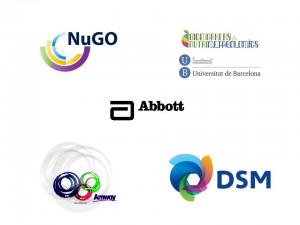 Logo's sponsors NuGOweek 2015