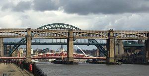 bridges of Newcastle upon Tyne